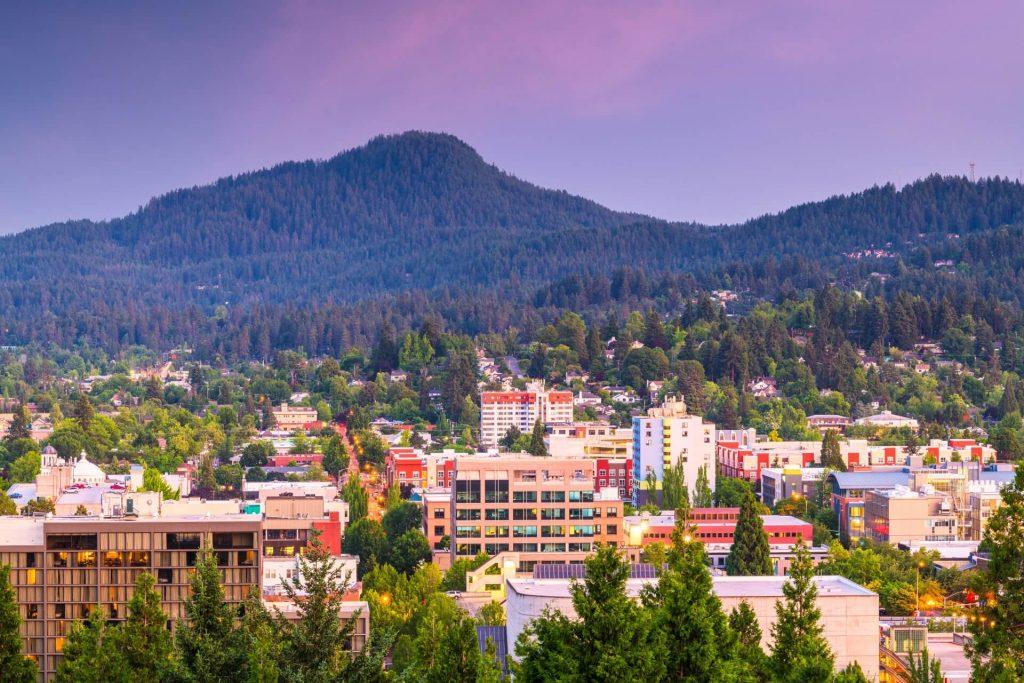 Eugene, Oregon Real Estate